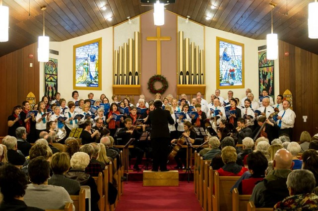 Christmas Cantata Project