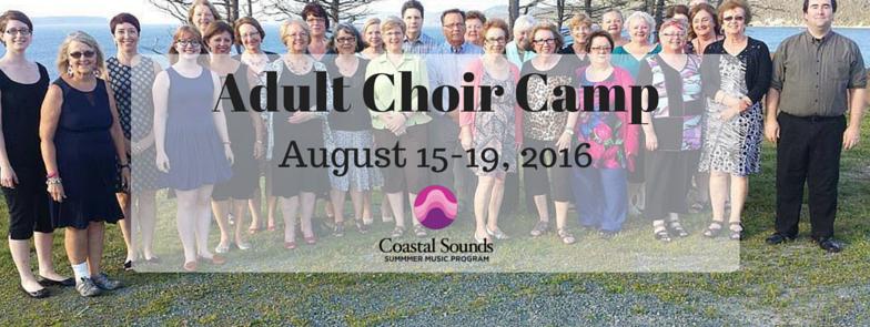 Adult Choir Camp