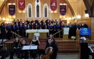2017 Christmas Cantata Project at All Saints Anglican Church
