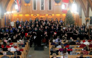 2019 Christmas Cantata Project at All Saints Anglican Church